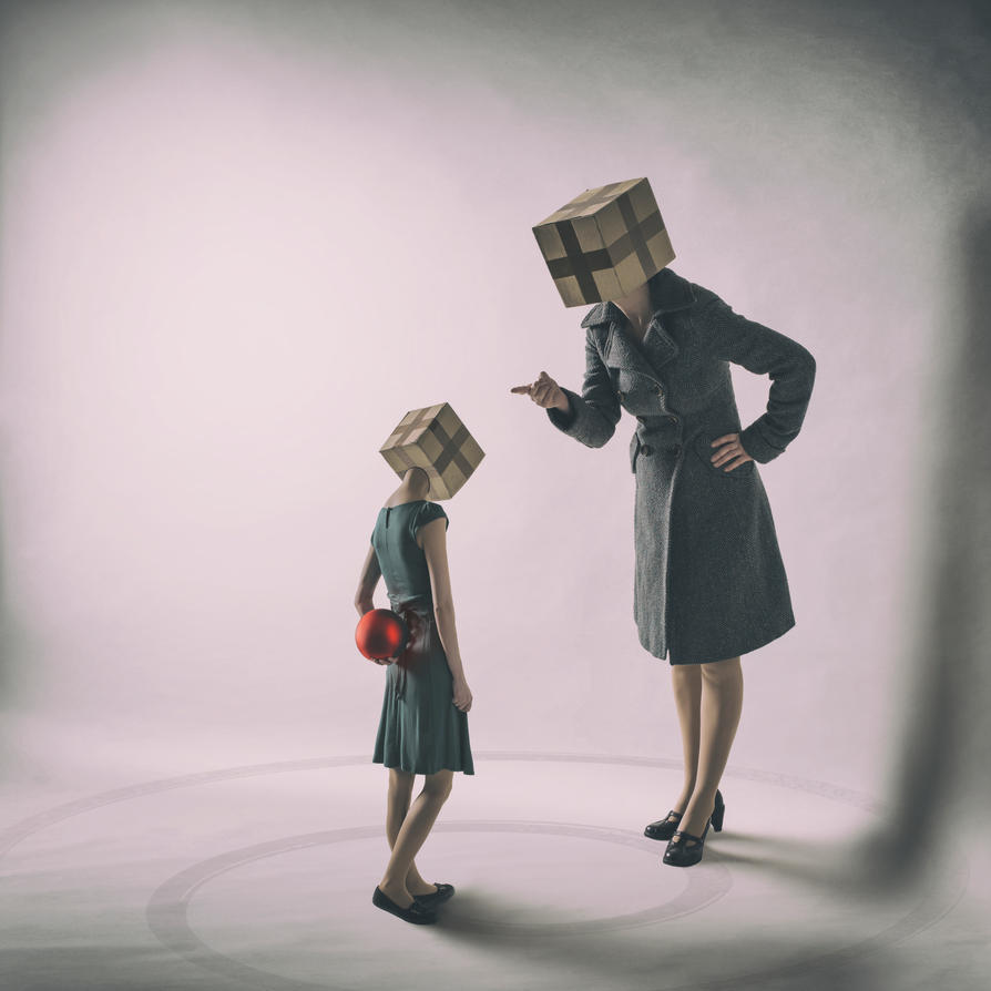 Mindcages by bliXX-a