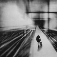 Leaving...again   (1/5) by bliXX-a