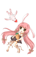 Bunny Girl for Xiaden by seika
