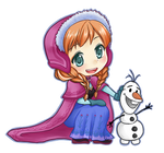 Frozen: Let's build a snowman! by seika