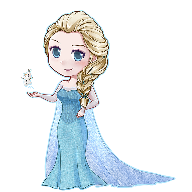 Frozen: Elsa by seika on DeviantArt