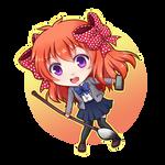 Chiyo chibi by seika