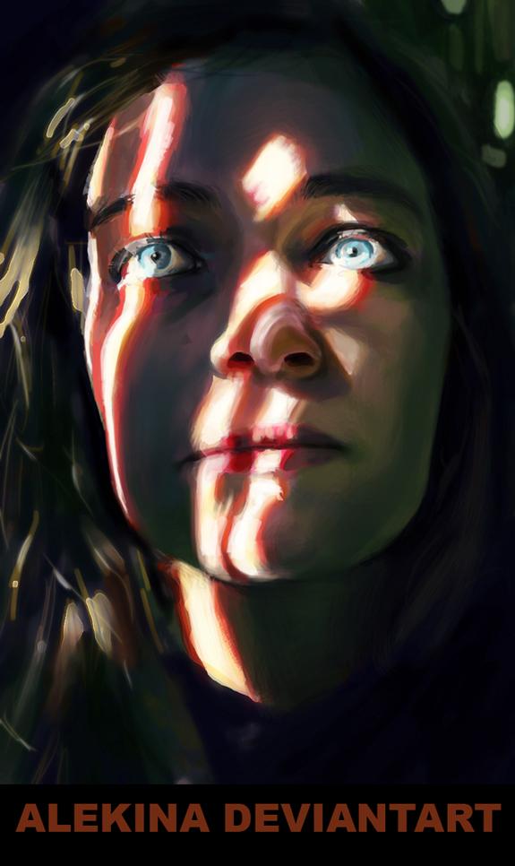 Light Studies by AlekinaArt