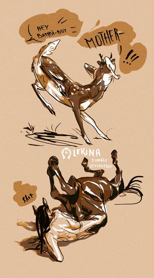 not so graceful centaurs