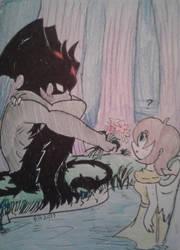 Their first meeting