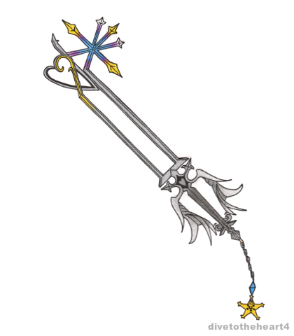 Colored Oathkeeper by Divetotheheart4 on deviantART