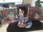 Cannibal Corpse Torture limited edition + 1 new CD
