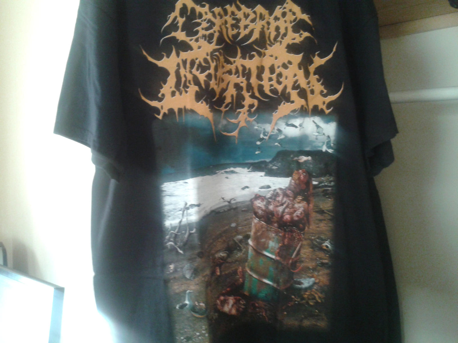 Cerebral Incubation t-shirt
