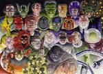 More Marvel villains