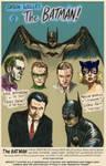 Batman starring Orson Welles