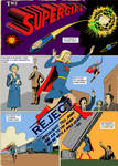 What if... Supergirl was invented before Superman