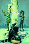 Zatanna v Enchantress (Marvel) + Enchantress (DC)