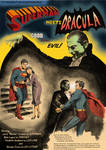 Superman versus Dracula