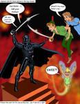 Disney buys Star Wars: Peter Pan Mash-Up