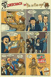Rorschach and Hostess pies