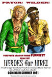TLIID miscasting - Pryor, Wilder Heroes for Hire