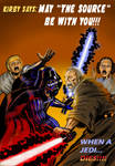 TLIID - What If... Jack Kirby did Star Wars? by Nick-Perks