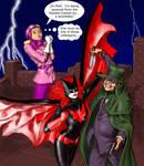 TLIID Hanna-Barbera week Batwoman Penelope Pitstop by Nick-Perks