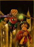TLIID muppets mash-up Statler Waldorf GL Flash