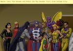 TLIID Batman 75 years - meets The Minutemen 2
