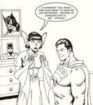TLIID Super-dickery Lois Lane The Bat-Woman by Nick-Perks