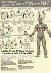 TLIID superhero commercials Cap for Charles Atlas