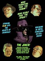 TLIID - The Joker as a hero by Nick-Perks