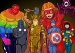 TLIID Crossover events - Marvel: One Million