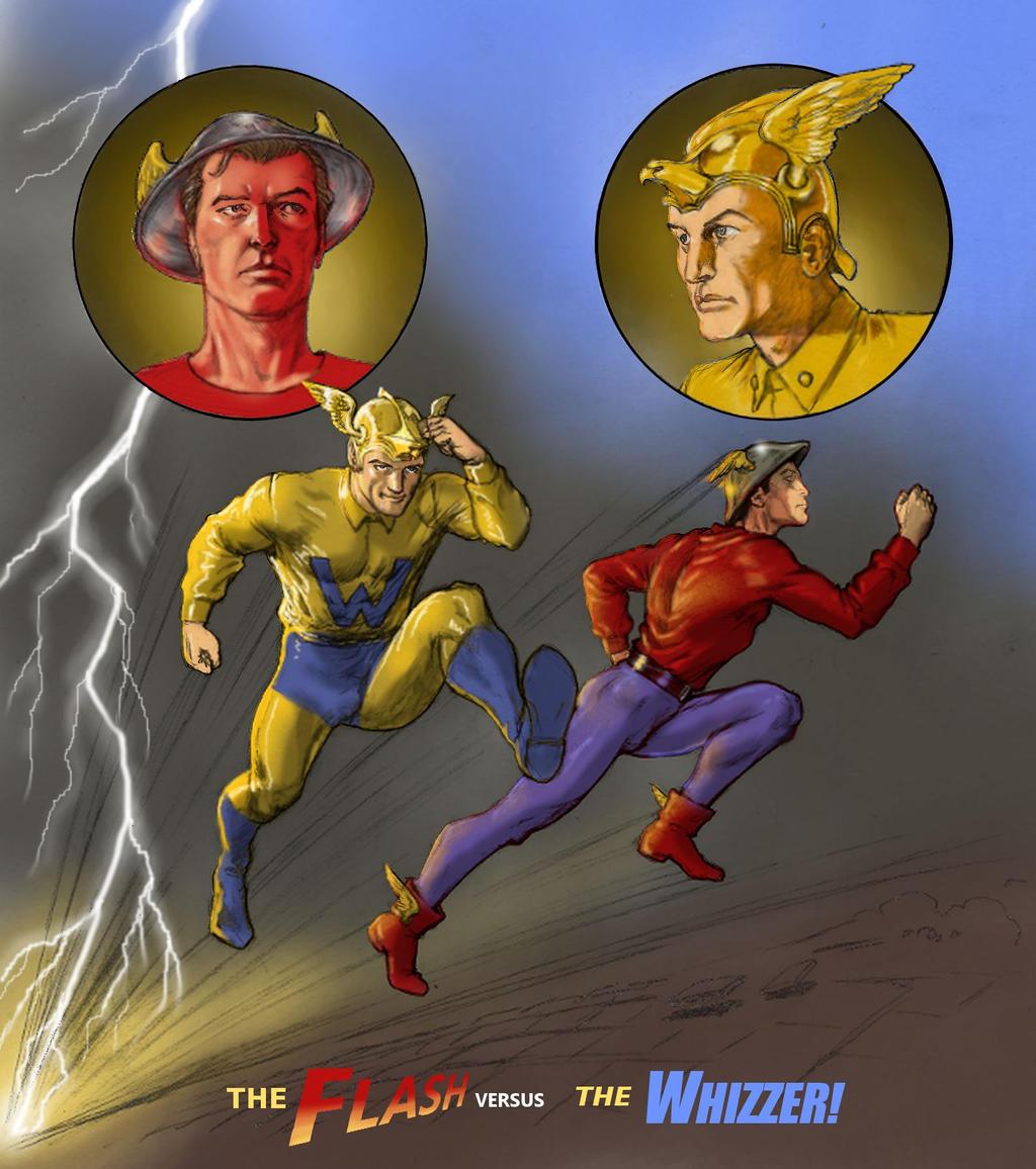 Encyclopédie  Whizzer Frank  MarvelWorldcom