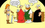 TLIID Funny pages Red Sonja - Hagar the Horrible 2