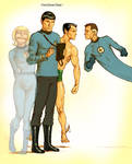 TLIID Nimoy tribute - Spock meets Invisible Woman