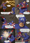 TLLIID Convergence Captain America and The Shield