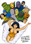 TLIID 255 Jack Kirby tribute Beautiful Dreamer