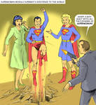 TLIID What if Supergirl arrived with baby Superman