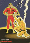 TLIID 280 Superman v. Captain Marvel - Silver Age