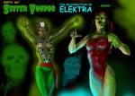 TLIID 282 Elektra team up with... Sister Voodoo