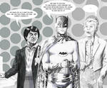 TLIID - TV cross-over Batman 66 and Doctor Who