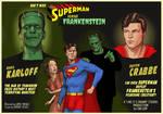 TLIID Hallowe'en special: Superman vs Frankenstein