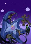 TLIID - Guardians of the Galaxy vs Starro