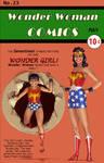 TLIID Wonder Woman on Detective Comics #38