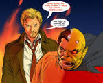 TLIID new to the Arrowverse: Jason Blood the Demon