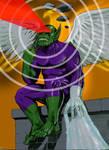 TLIID Supervillains combined Mimic Super-Skrull
