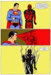 TLIID - Deadpool mocks... Silver Age Superman