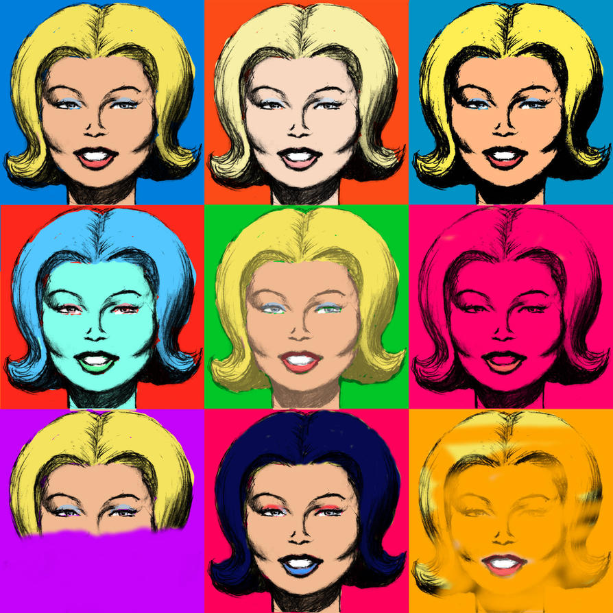 TLIID The Invisible Woman in Warhol's Marilyn by Nick-Perks
