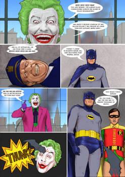 TLIID - Zack Snyder's Batman '66