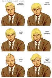 TLIID tweak - Professor X kept his hair by Nick-Perks