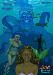 TLIID Halle Bailey's Ariel and... Namorita