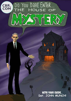 TLIID John Munch hosts House of Mystery 1