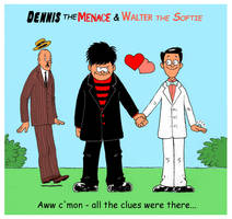 TLIID Grown-up version of Dennis The Menace