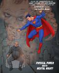 TLIID Past vs Now - Evil Super-man vs Superman by Nick-Perks